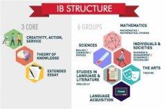 各学科组IB考试科目7分率分析